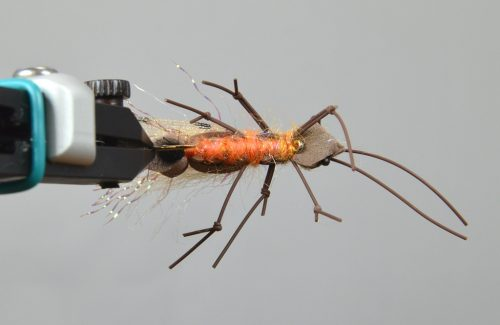 gee's supafly stone salmonfly bottom
