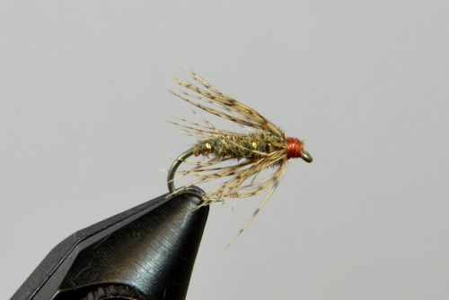 partridge hares ear softhackle