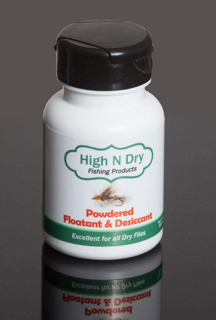 high n dry powdered floatant and desiccant