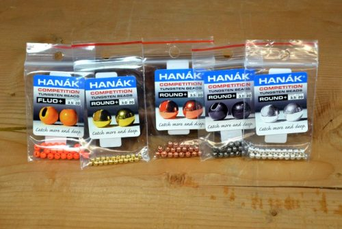 hanak competition slotted tungsten beads