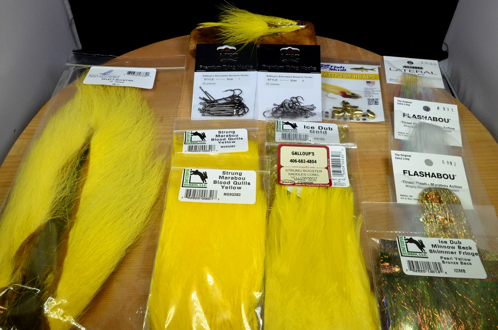 pearl necklace tying kit yellow freshwater