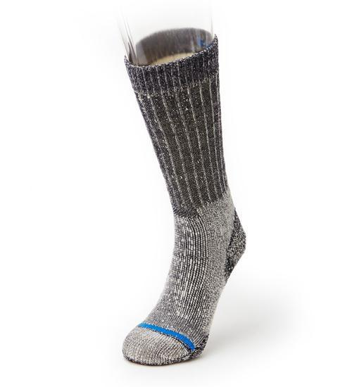 fits heavy expedition boot sock navy