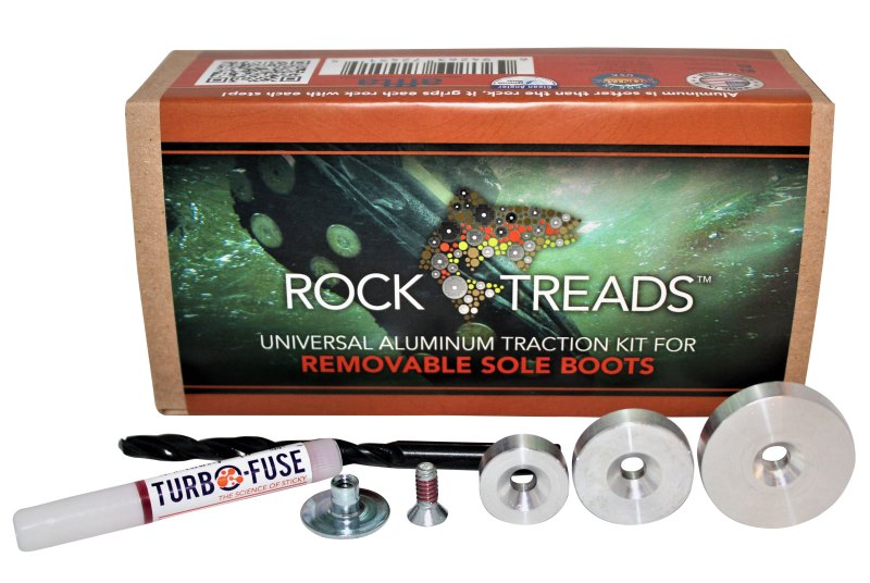rock treads removable soles