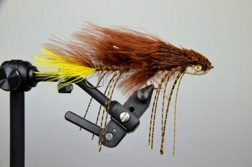 galloups two tone dungeon brown yellow