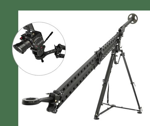 ROAD JIB PRO camera crane slidekamera