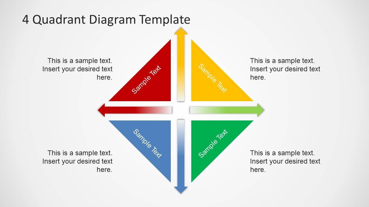 04 4 Quadrant Diagram Template 6