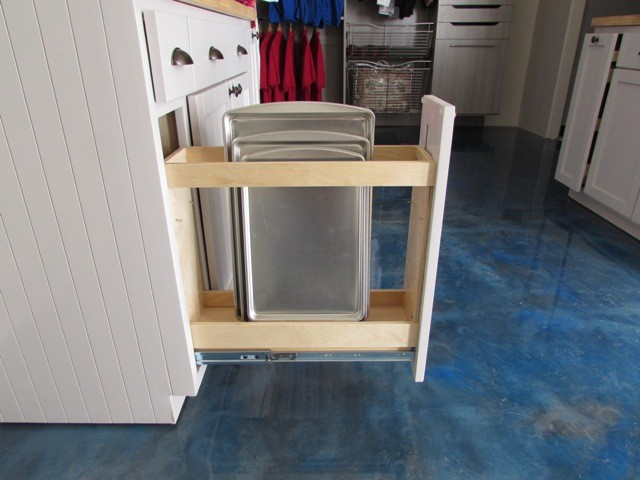 pull out spice rack 4 5 inch openings