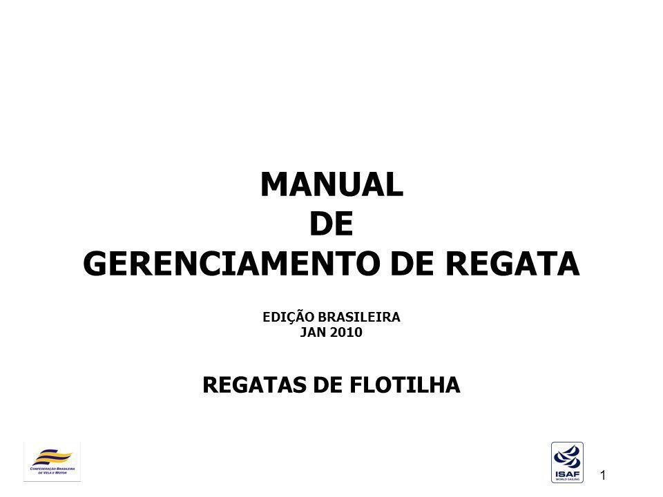 Publicado pela Sub-Comissão de Gerenciamento de Regata da