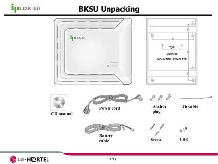 KX-NS1000 System Structure Rev Apr., ppt download