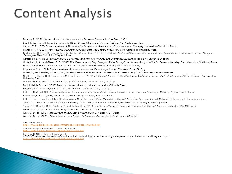 Qualitative Data Analysis Ppt Download