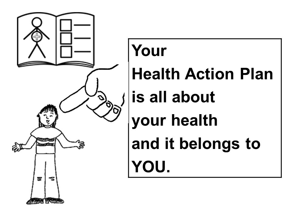 Health Action Plan Presentation for People with Learning