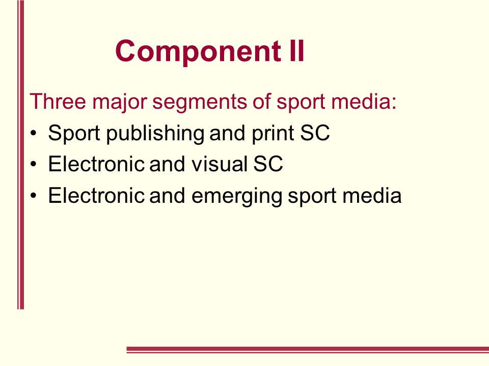 main components of communication