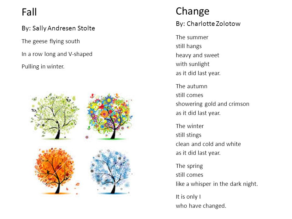 Poetry Ppt Download