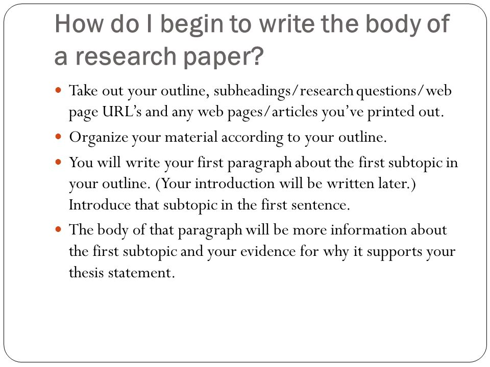 Body For Term Paper Custom Essay Writer Compare And Contrast