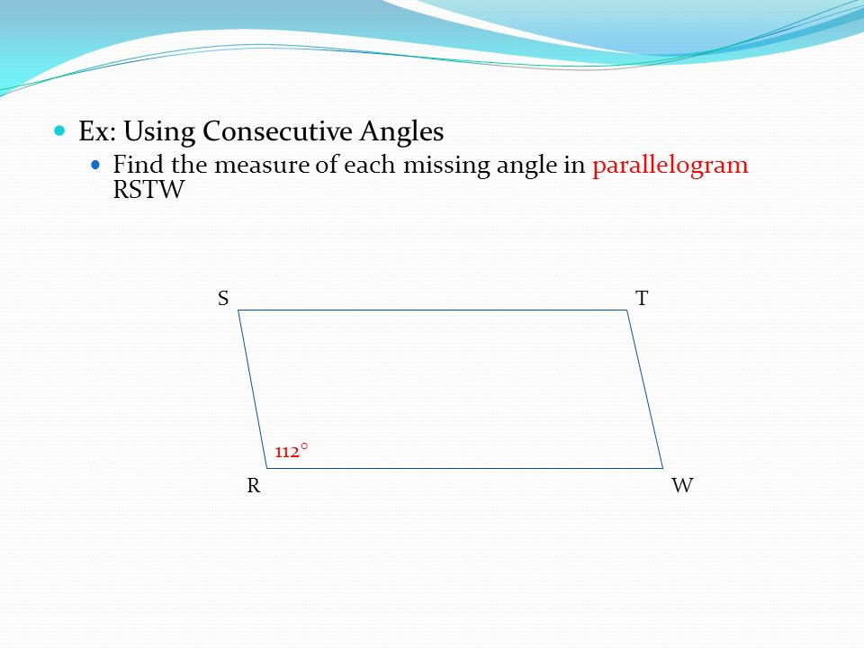Chapter 6 Section 61  Classifying Quadrilaterals  ppt video online download