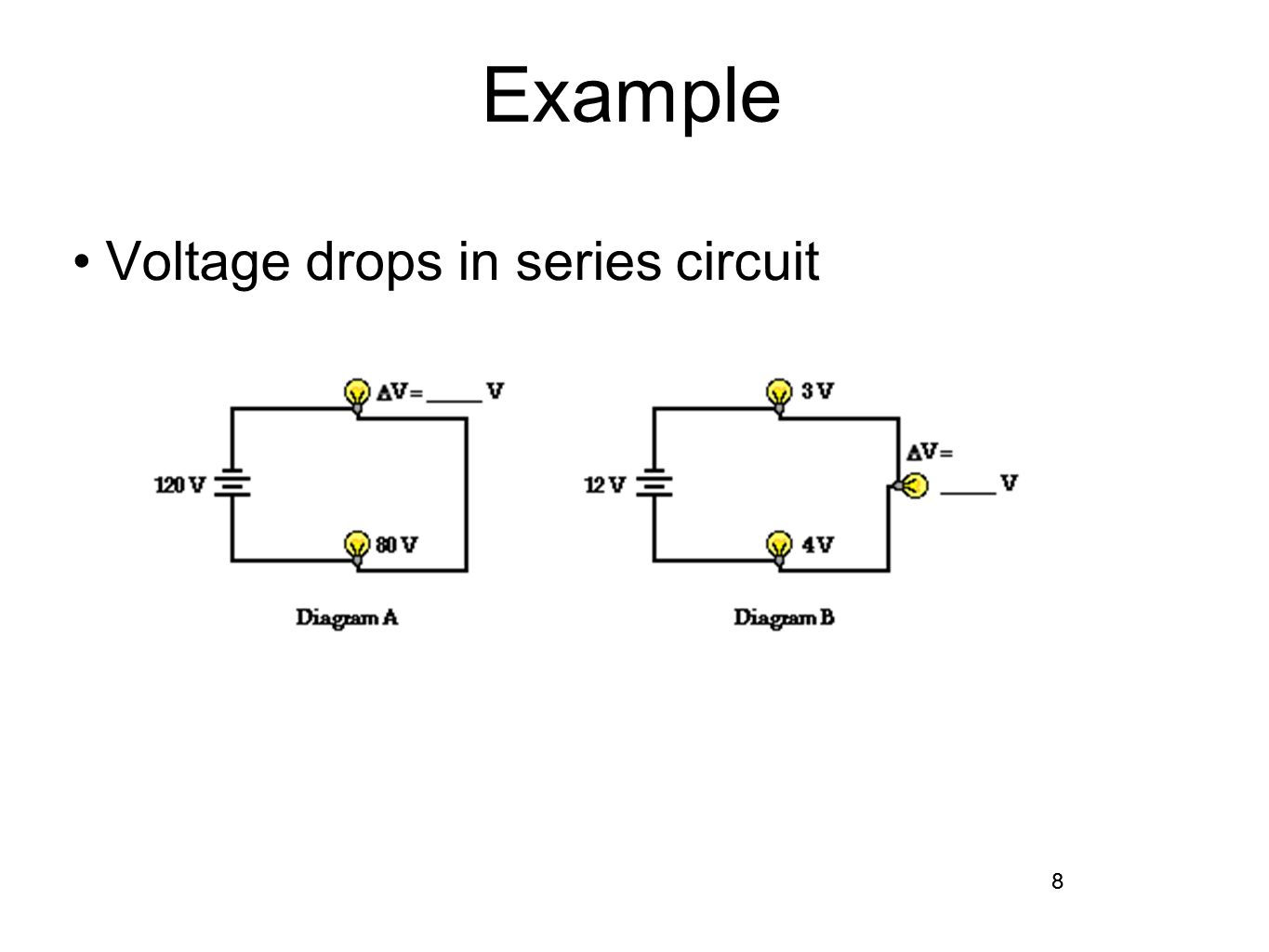 8 Volt Battery Series Circuit 12 Batteries In Wiring Diagram
