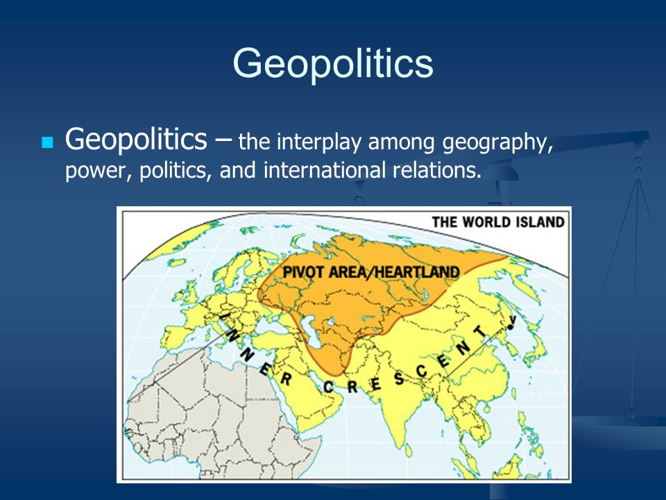 Europe Political Geography