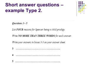 IELTS Reading Test GENERAL PRESENTATION  ppt video online download