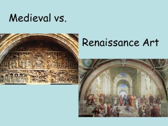 Medieval vs Renaissance Art ppt video online download
