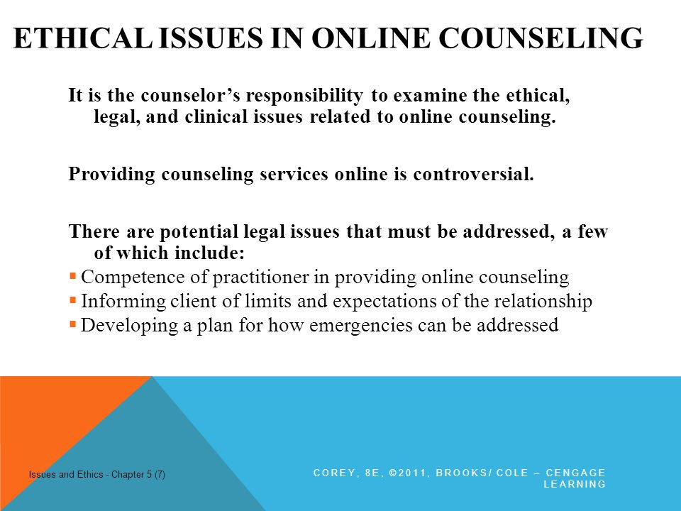 Client Rights And Counselor Responsibilities  Ppt Video