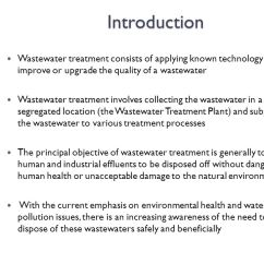 Wastewater Treatment Plant Flow Diagram Alpine Car Stereo Wiring Primary And Secondary - Ppt Video Online Download
