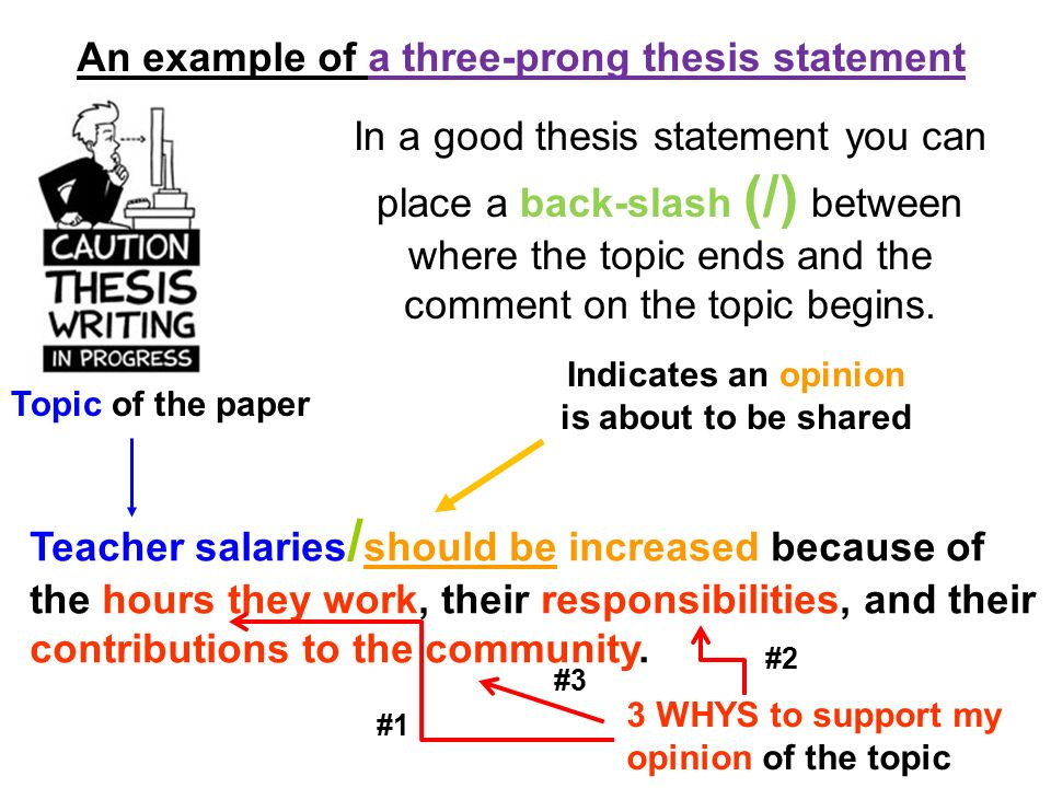 Prong Thesis Statement Research Paper Academic Service