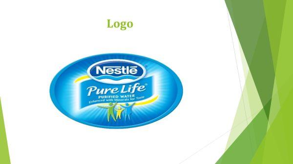 Nestle Water Logo - MVlC