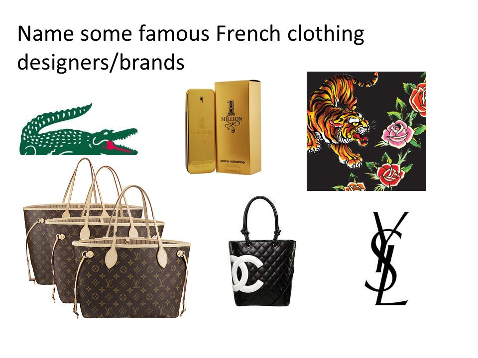 Designers Clothing Names | Brands French Architecture 2018 Names Of French Designer Bags