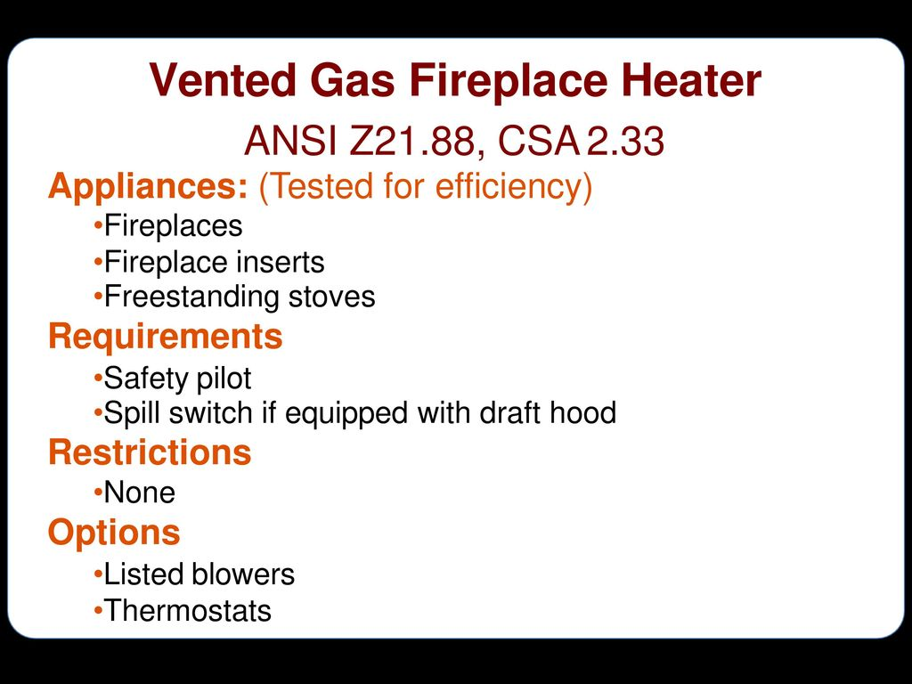 Fireplace Inspections Made Easier