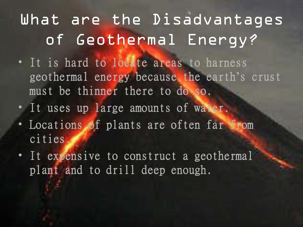 Geothermal Energy Power From Within