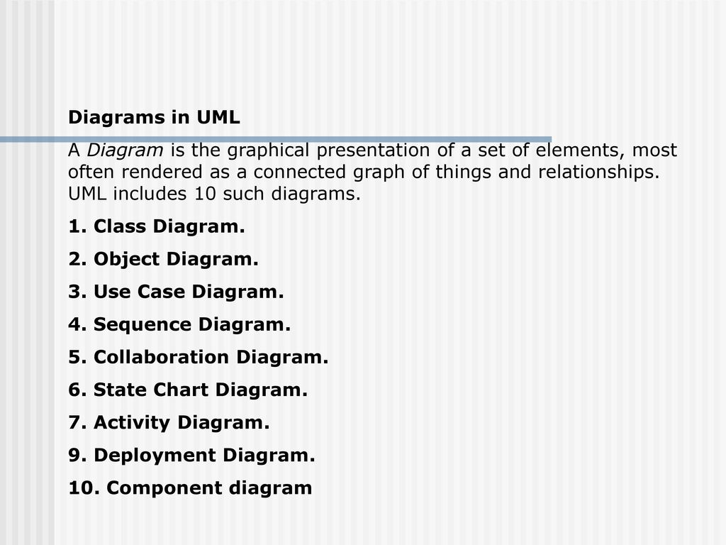 different types of relationships in uml diagrams 95 mustang gt fuel pump wiring diagram an overview ppt download