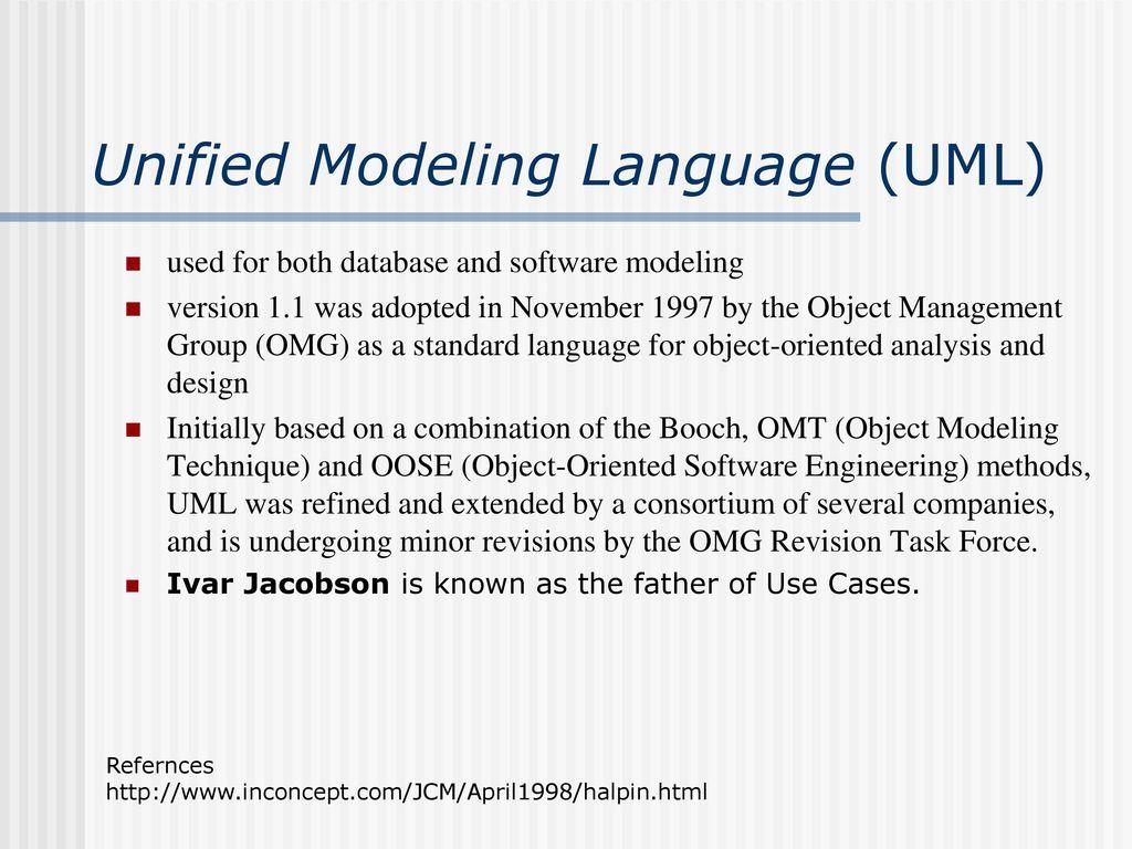 unified modeling language class diagram 2002 vw passat fuse uml an overview ppt download