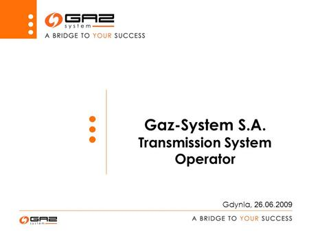 1 SIMONE as a key support for operating transmission