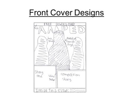 Jump to first page Craft & Design Final Project Folio