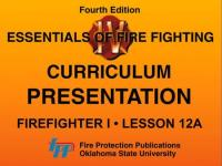 Fire Hoses, Nozzles, Portable lighting, appliances, and ...