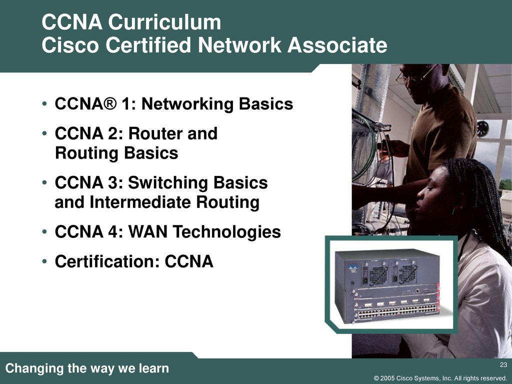 Cisco Networking Academy Program  ppt download