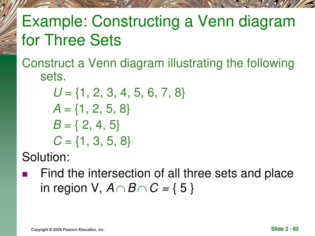 venn diagram intersection of 3 sets johnson controls a350p wiring welcome to mm150  unit 2 seminar ppt download