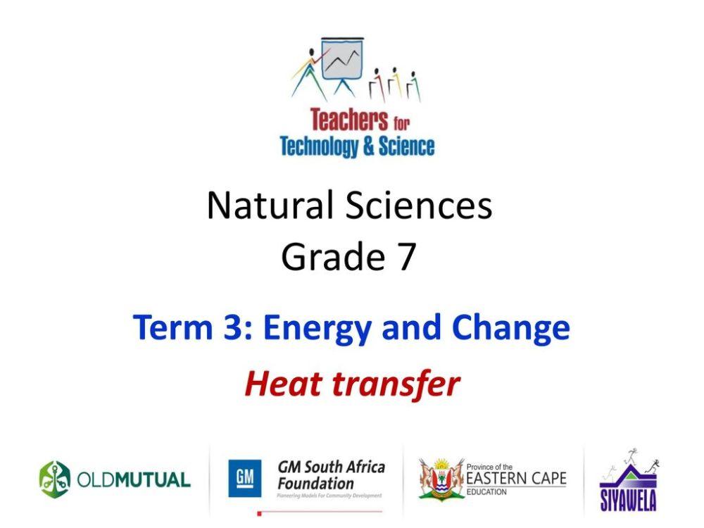 medium resolution of Natural Sciences Grade 7 - ppt download
