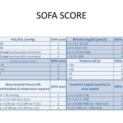Sofa Score Mortality Pdf Double Chaise Lounge Sepsis An Update Maternal Critical Care Symposium Ppt