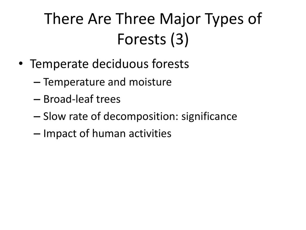 deciduous forest layers diagram ge kv2c multifunction meter fitzall wiring chapter 7 review of biomes ppt download