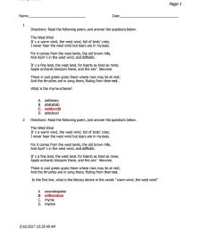Ms. Stevens' Semester Test Study Guide 8th Grade Reading - ppt download [ 1326 x 1024 Pixel ]