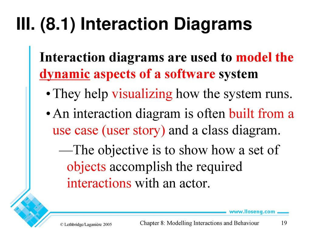 class interaction diagram submersible pump control panel wiring cie 203 software engineering lecture 12 sequence diagrams