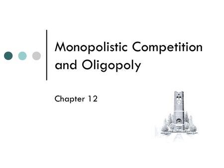 AP Economics Mr. Bernstein Module 57: Introduction to