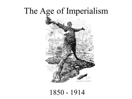 European Imperialism in Africa You have 10 minutes to read