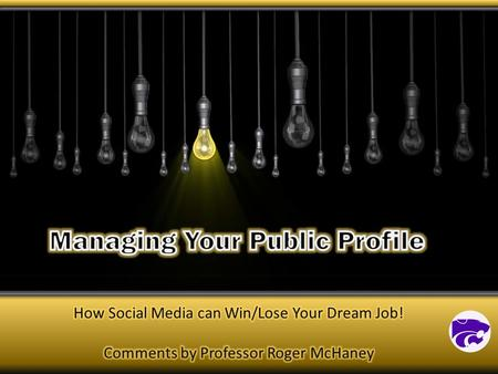 Utilizing Social Media. Use social media to build your brand ...