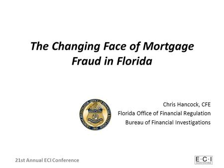 Mortgage Fraud: FinCEN and FBI Reports The Anti-Money