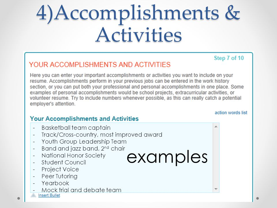 7th Grade PEP Goal Setting Ppt Video Online Download