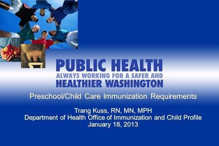Immunizations 101 The Basics of Vaccine Administration