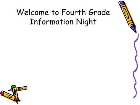 WELCOME TO FIFTH GRADE CURRICULUM NIGHT! Mrs. Campbell