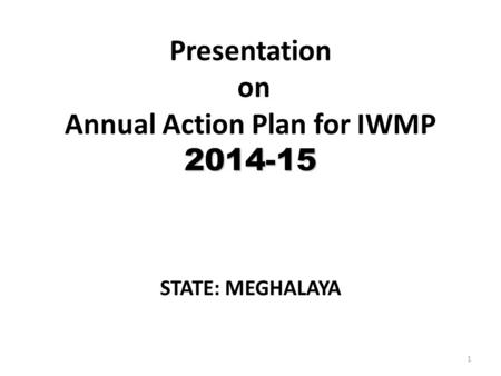 Format for Presentation on Innovative Practices for States